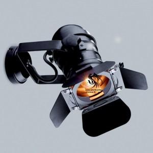 Vintage-Mini-Wall-Lamp-Base-GU10-E26-E27-Industrial-Light-Retro-Lamp-Adjustable-4-Leaf-for