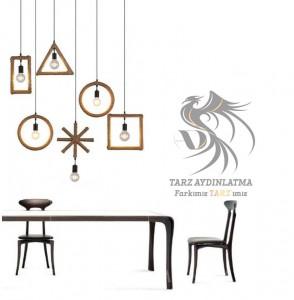 tarz_aydinlatma_geometric_sarkit_resim1